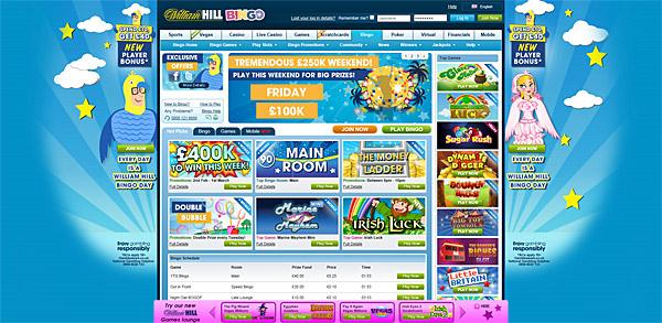 william hill online games